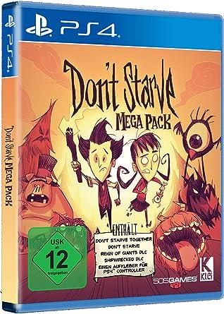 Dont Starve Mega Pack (PlayStation PS4): Amazon.es: Videojuegos