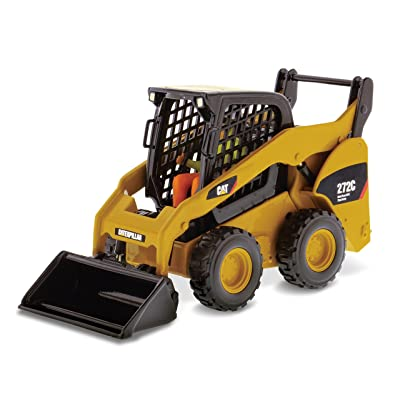 Caterpillar 272C Skid Steer Loader Core Classics Series Vehicle: Toys & Games