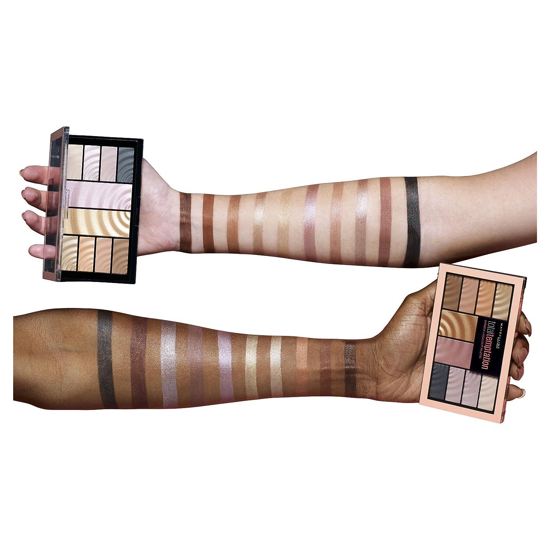 Maybelline New York Total Temptation Eyeshadow Highlight Palette