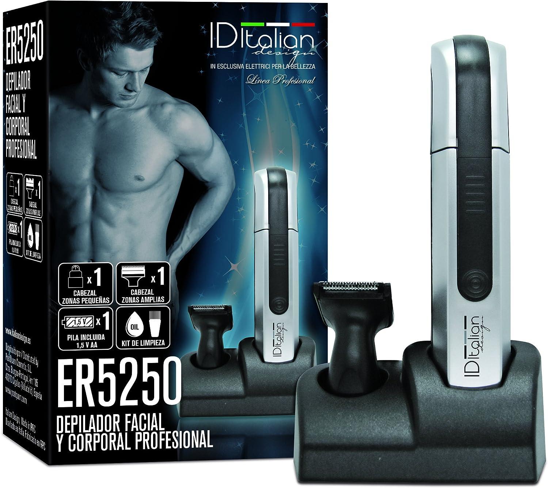 Depiladora Facial y Corporal 5250 Italian Design: Amazon.es: Salud ...
