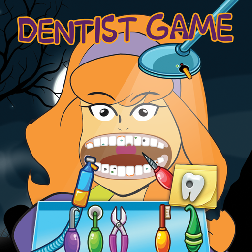 Scooby crazy Dentist Game