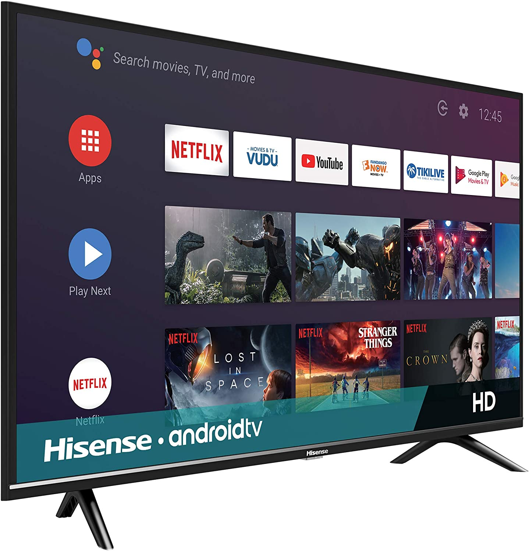 Hisense 4K Ultra HD Android Smart LED TV: Amazon.es: Electrónica