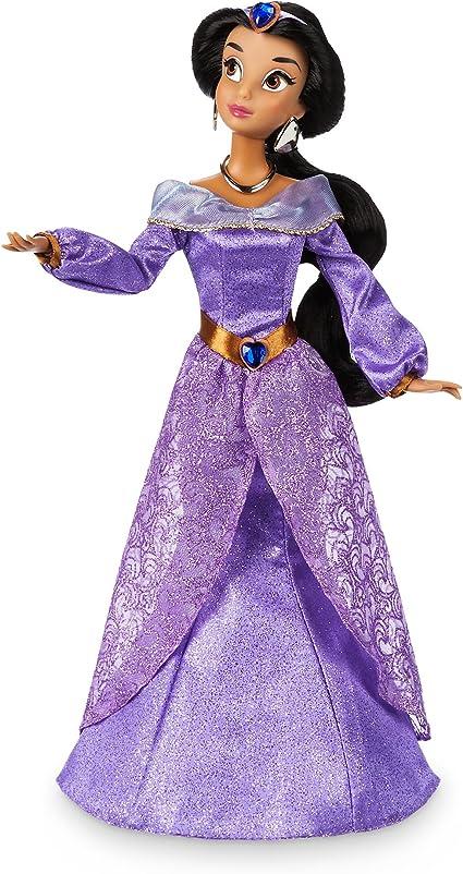 Disney Princess Classic Aladdin as Prince Ali Doll /& Princess Jasmine Doll