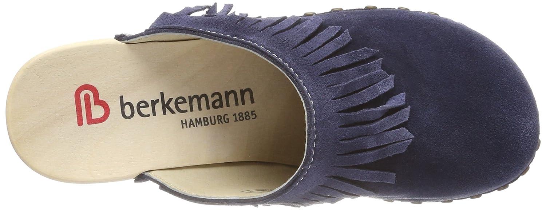 Berkemann Berkemann Berkemann Cloé Damen Clogs Blau (Blau) 2c50c2