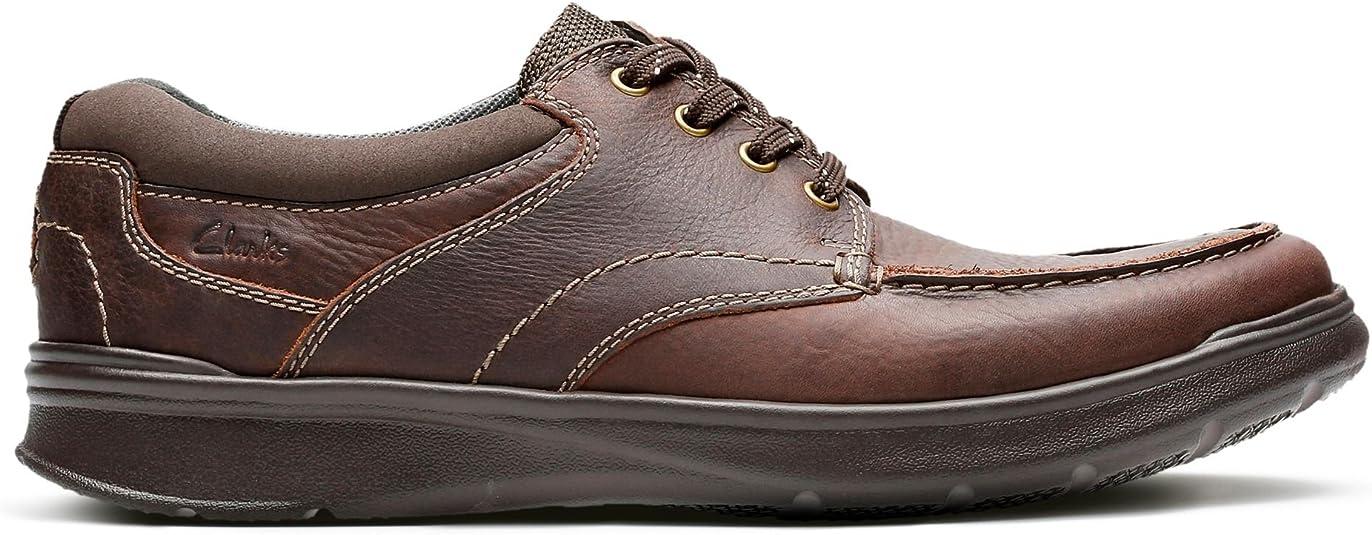 TALLA 41 EU. Clarks Cotrell Edge, Zapatos de Cordones Derby para Hombre