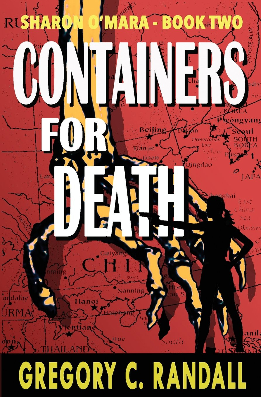 Download Containers For Death: Sharon O'Mara Book Two pdf