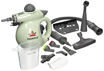 BISSELL Shot Deluxe Steamer Cleaner