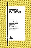 Cantar de Mio Cid (Poesía)