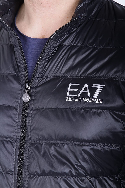 Amazon.com: Emporio Armani EA7 Ultra-Light Down Black Jacket 3XL Black: Clothing