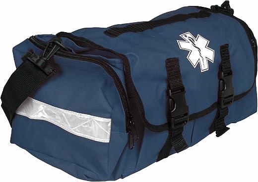 Dixigear First Responder On Call Trauma Bag W/Reflectors - Navy