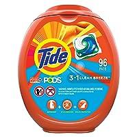 Amazon.com deals on 192 Count Tide PODS Laundry Detergent Liquid Pacs