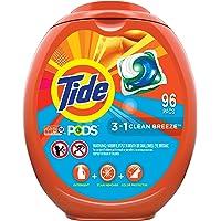 96-Count Tide PODS Laundry Detergent Liquid Pacs
