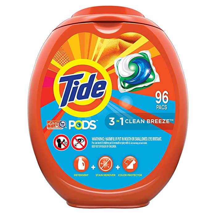 The Best Improved Laundry Detergent