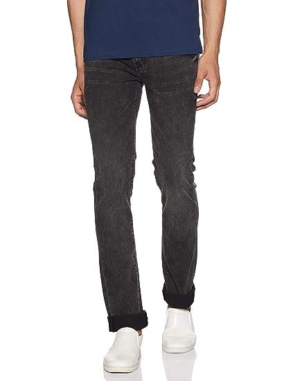 Pepe Jeans Men's Vapour Dushey V Slim Fit Jeans Men's Jeans at amazon