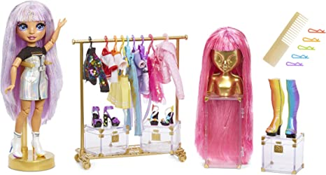 Devil Girl Fashion Girl Doll SET OF 3