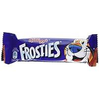 Kellogg's Frosties Cereal Milk Bar, 25 g, (Pack of 25)