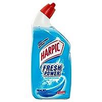 Harpic Fresh Power Liquid Toilet Cleaner Marine Splash, 700ml