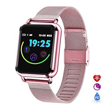 Grist CC Smartwatch Pulsera Deportiva Impermeable IP67 Reloj ...