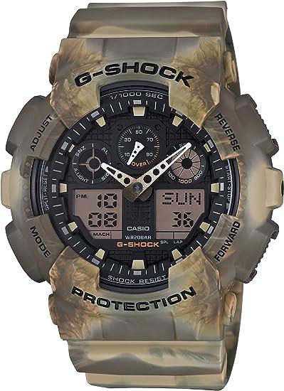 [カシオ] 腕時計 ジーショック GA-100MM-5AJF マルチカラー