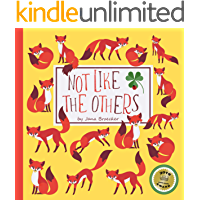 Not Like The Others: A Hidden Picture Book About Diversity (UK Edition) (Another Found It Book 1)