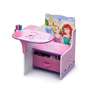 Delta Children - Sedia con scrittoio e cassetto portaoggetti ...