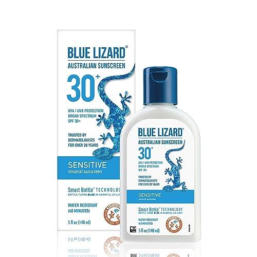BLUE-LIZARD-Australian-Sunscreen,-Sensitive-SPF-30+,-5-Ounce