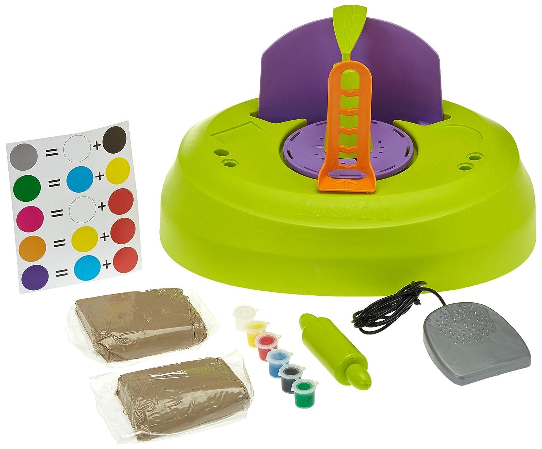 /Pottery Wheel Craft Kit Glow2B Joustra 1741168/