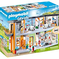 PM Playmobil - 70190 - Large Hospital with Many Accessories
