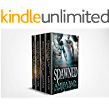 Spawned - The 4 Book Paranormal Romance Box Set