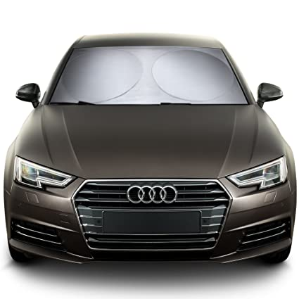 Amazon.com  Best Car Windshield Sun Shade + Free Product. Durable ... 70421608581