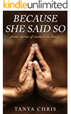 Because She Said So: erotic stories of women in charge