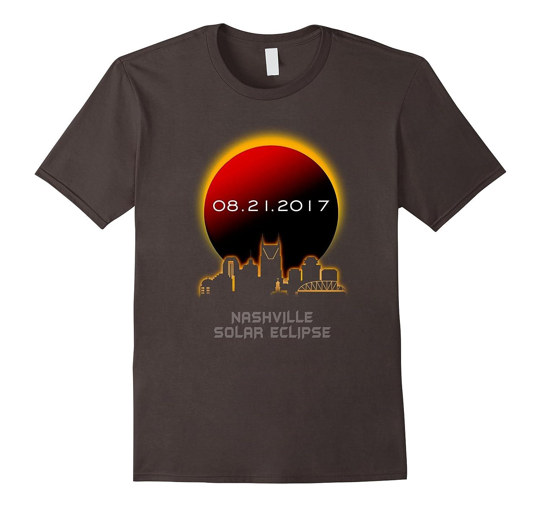 Nashville Total Solar Eclipse August 21, 2017 T Shirt