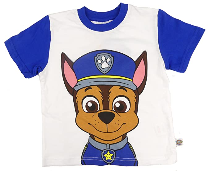 Boys' Clothing (2-16 Years) Kids' Clothes, Shoes & Accs. Paw Patrol Boys Long Sleeve Tops 100% Cotton T-shirts Marshall Rubble 2-6 Yrs