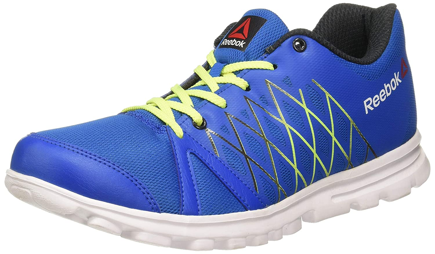 Reebok Men s Pulse Run Running Shoes  Buy Online at Low Prices in India -  Amazon.in 0ea461a38