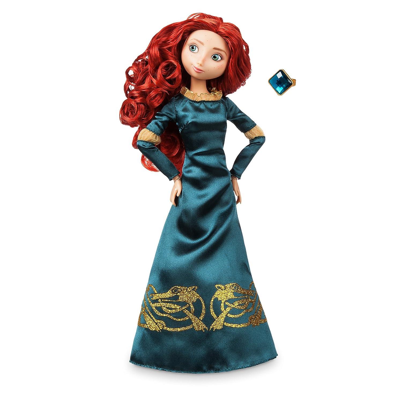 Brave 11 1//2 Inch 460017964311 Disney Merida Classic Doll Ring