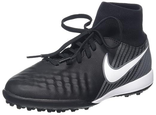 Nike Youth Magistax Onda II Dynamic Fit Turf Shoes [Black] (2Y)