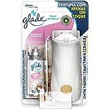 Desodorizador Glade Toque de Frescor Aparelho + Refil Lembrança De Infância 12ml