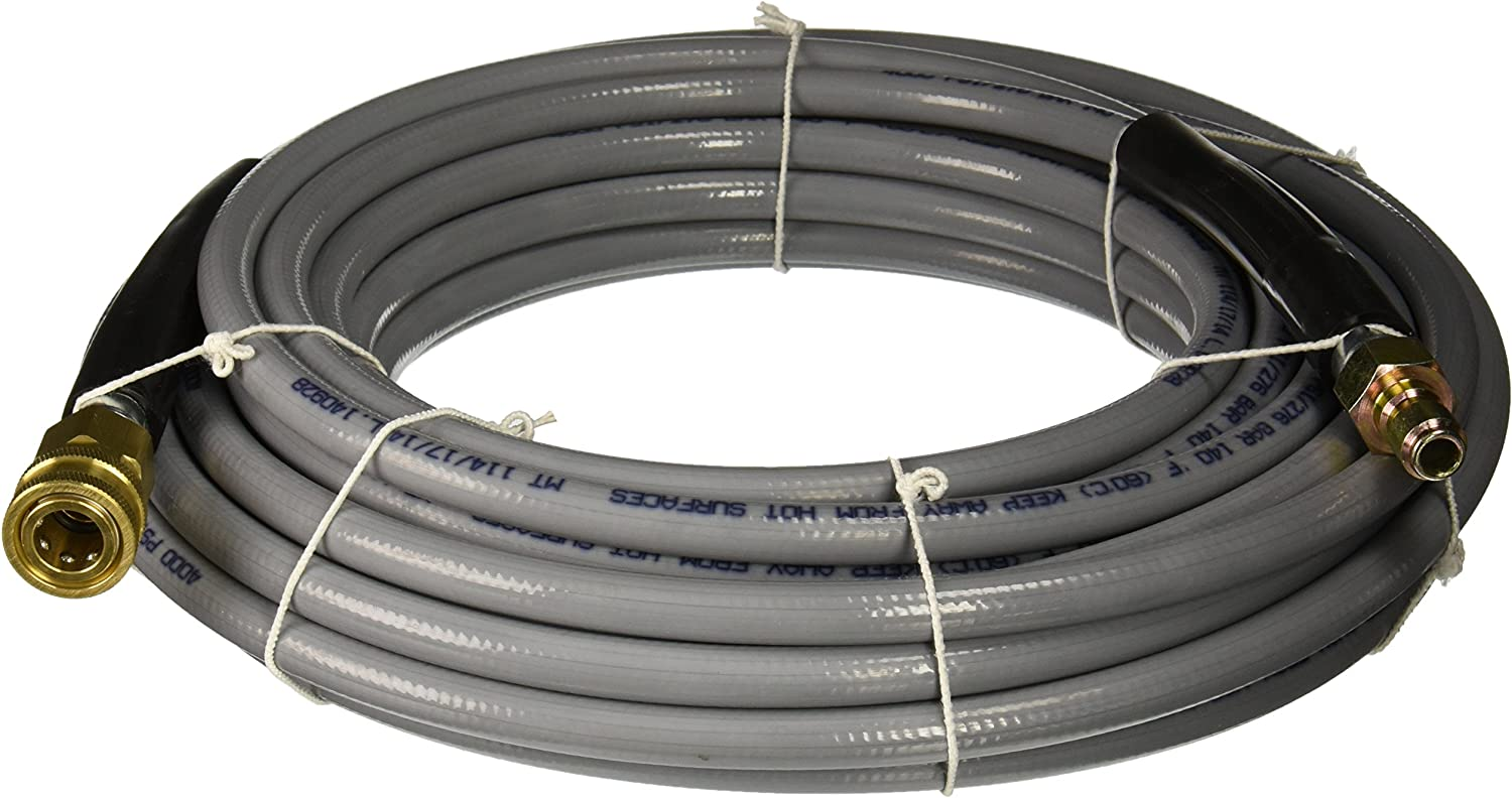 "High Quality 4000 PSI Pressure Washer Hose 3//8/"" 100ft"