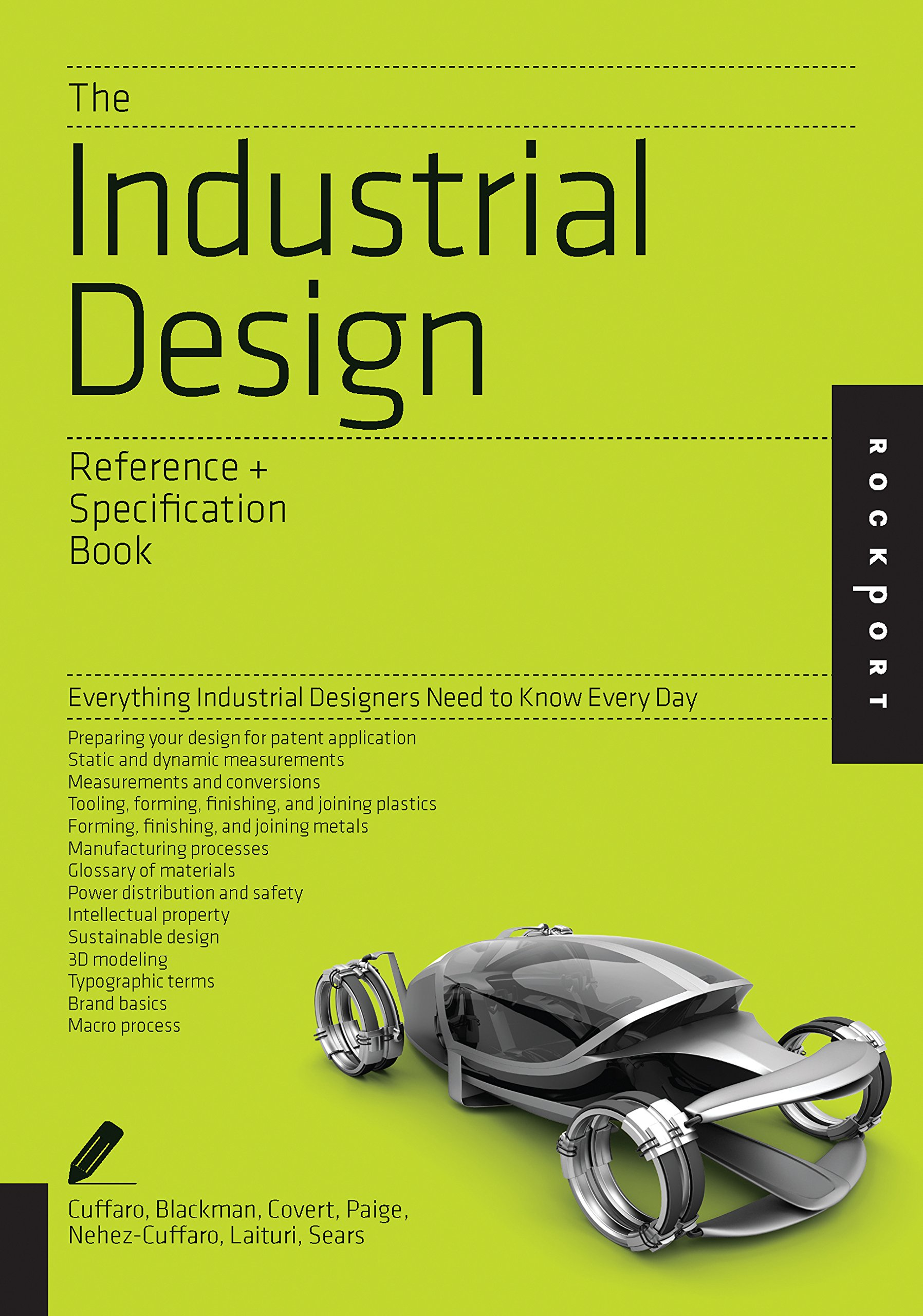 Download The Industrial Design Reference & Specification Book: Everything Industrial Designers Need to Know Every Day pdf