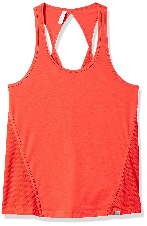 ViZi rouge Saucony femmes Freedom Tank Vêtements De Course T-Shirt blanc - Multicolourouge XS