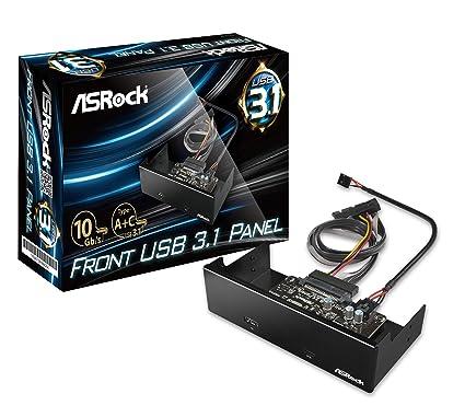 Amazon com: ASROCK ASRock Front USB 3 1 Panel (SATA Express