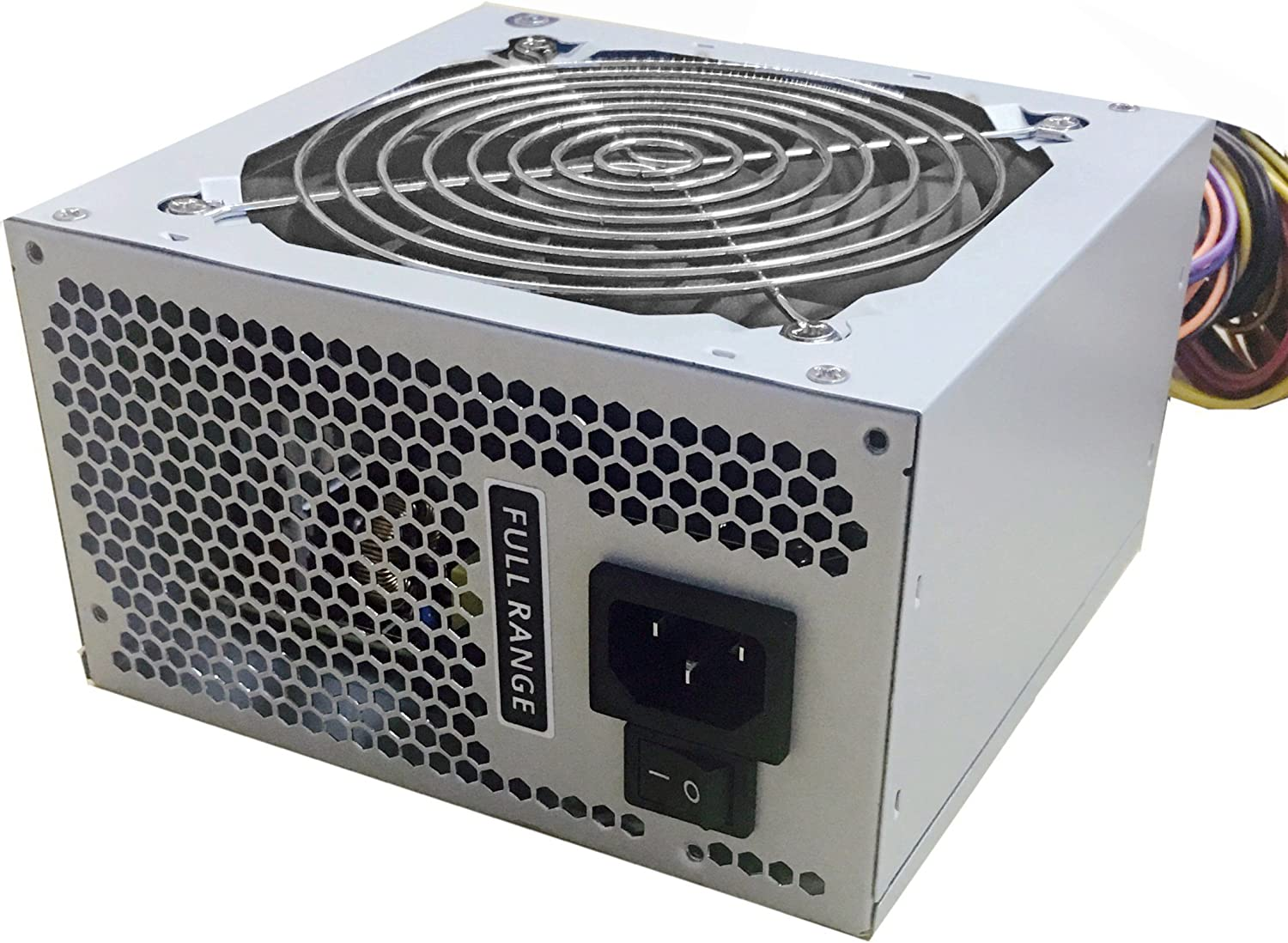 HIGH POWER HPC-430-N12S 430-WATT Intel-Approved PC Power Supply. Super low-noise performance upgrade with SATA HDD & PCI-EXPRESS Video Support for Dell Dimension 5150 5100 E510 E520 E521 3100 E310, Dell PowerEdge 800 830, DELL Part# MC633, PC357, N8372, NC905, C5201, and PH333 H305N-00