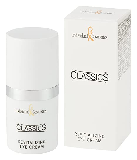 Crema de Ojos con vitamina A IC CLASSICS Revitalizing Eye Cream 15 ml