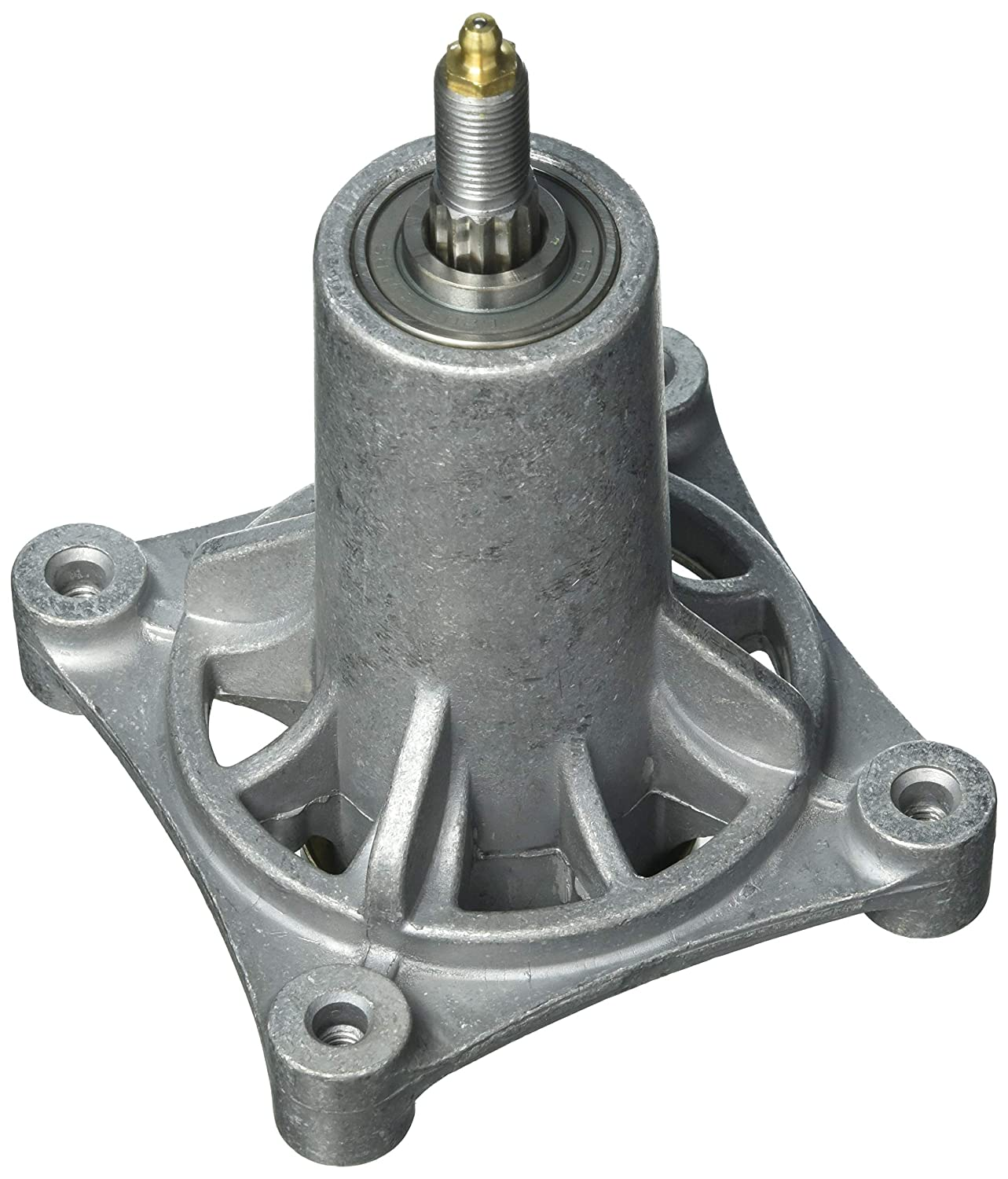 187292 192870 532187292 532192870 Spindle Assembly Wiring Diagram Husqvarna Rz 5426 With Grease Zerk Craftsman Poulan Lawn Mower Handle Parts Garden Outdoor