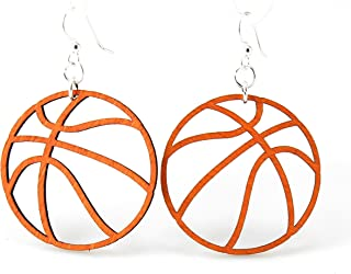 product image for Basketball Earrings