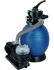 Depuradora T.I.P. para piscina, juego de filtros de arena SPF 250 F, hasta 6.000