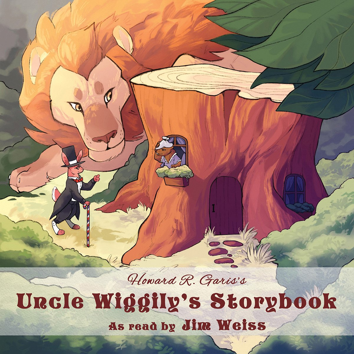 Read Online Uncle Wiggily's Storybook pdf epub