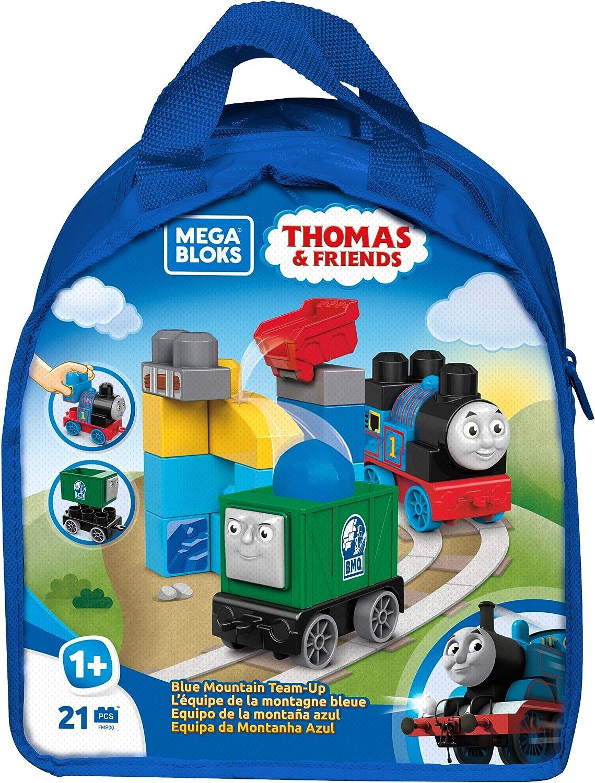 Mega Bloks Thomas /& Friends Blue Mountain Quarry Building Set