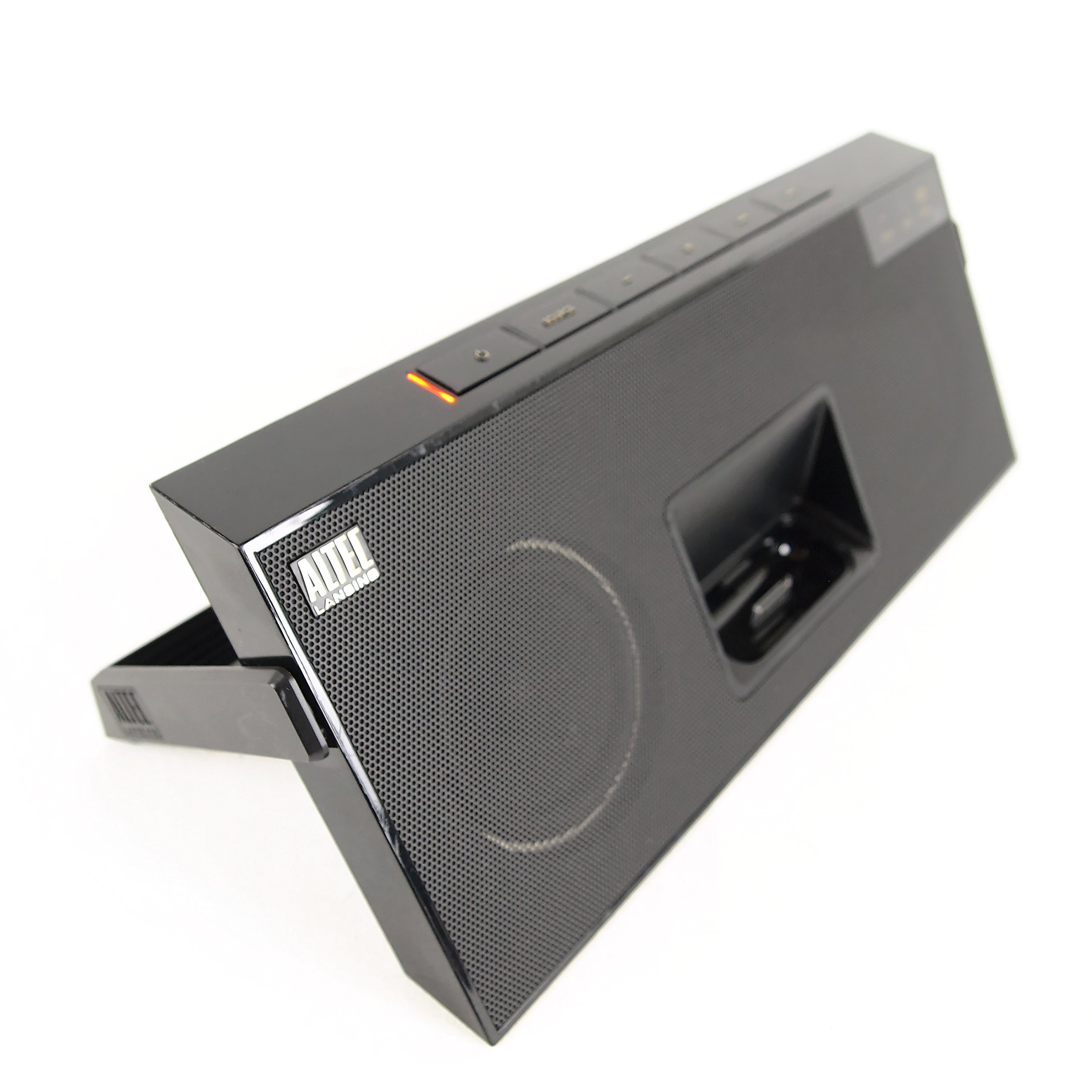 Altec Lansing IMT520BLK inMotion Kick Speaker for Apple® iPod® and iPhone® by ALTEC LANSING (Image #2)