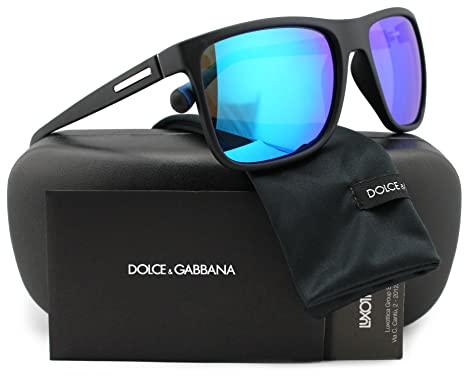 9c16af9a959 Image Unavailable. Image not available for. Color  Dolce   Gabbana DG6086  Men Sunglasses ...